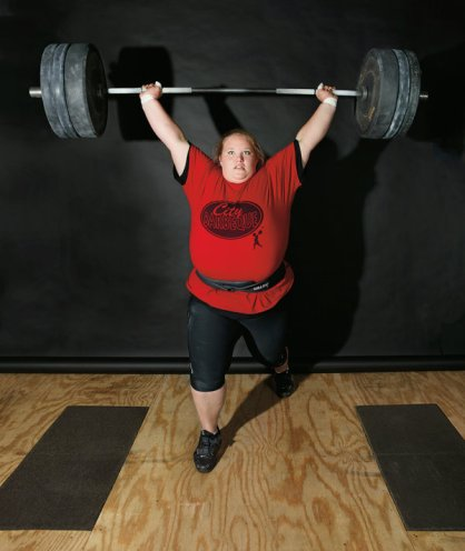 Holly Mangold. Image Source: The New York Times