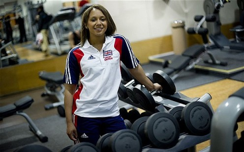 Zoe Smith. Image Source: The Telegraph